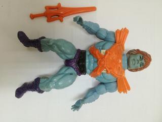 Motu Top Toys, Faker 2, Mattel, Completo.