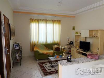 Sobrado 2 Dormitorios C/ 2 Suites - Vila Ema - V-2369