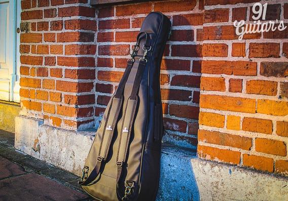 Bagg Semi Case Marron P/ Instrumentos 6ªgeração 91 Guitar