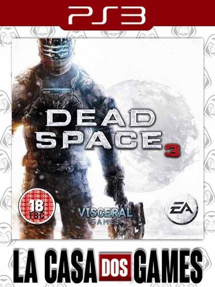 Dead Space3 - Psn Ps3 - Envio Imedaito