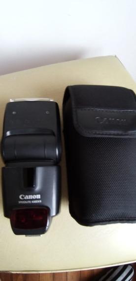 Flash Canon 430ex Ii - Perfeito Estado