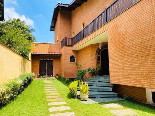 Imagem 1 de 17 de Casa A Venda Em Interlagos Ensolarada - Reo482768