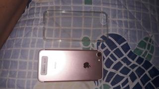Celular iPhone 7 Rose 32 G .