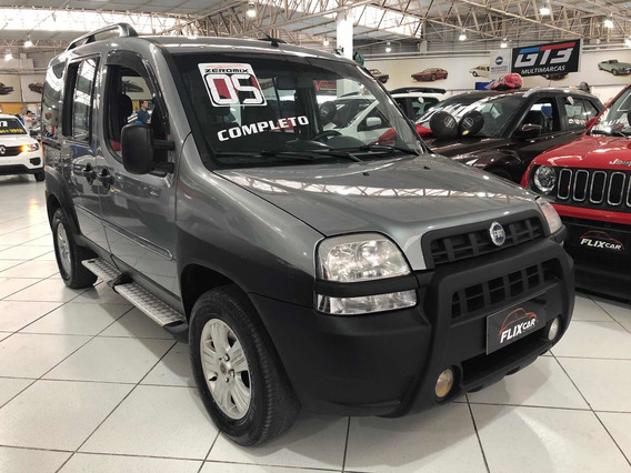 Fiat Doblo Adventure 1.8 - 2004/2005