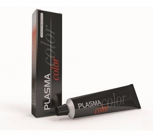 Tinta Plasma Color 60 Gr Nº7.13 Rubio Ceniza Dorado Profesio