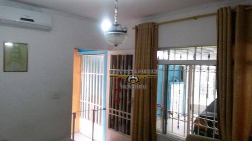 Imagem 1 de 30 de Casa Com 3 Dormitórios À Venda, 180 M² Por R$ 430.000,00 - Jardim Vila Formosa - São Paulo/sp - Ca0348