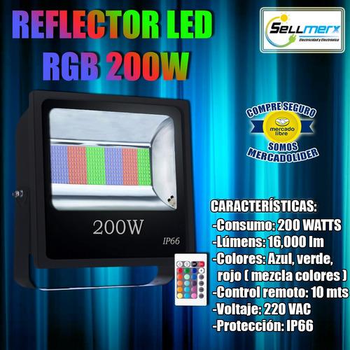 Reflector Rgb