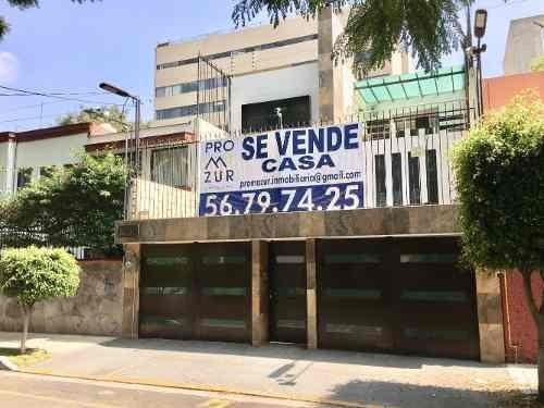 Casa En Venta, Del Valle, Benito Juárez.