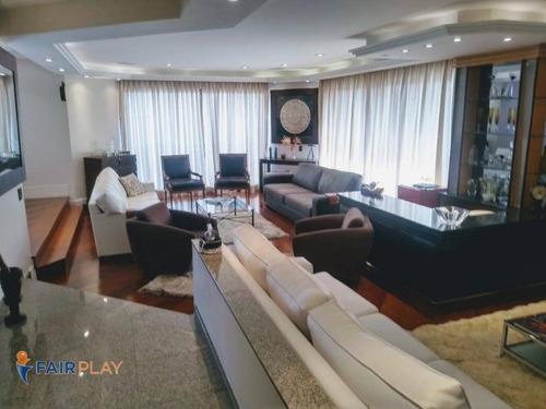 Apartamento 4 Dorm 2 Suites 4 Vagas Vila Mariana - Ap5702