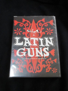 Latin Guns - Surf Latinoamericano Quicksilver