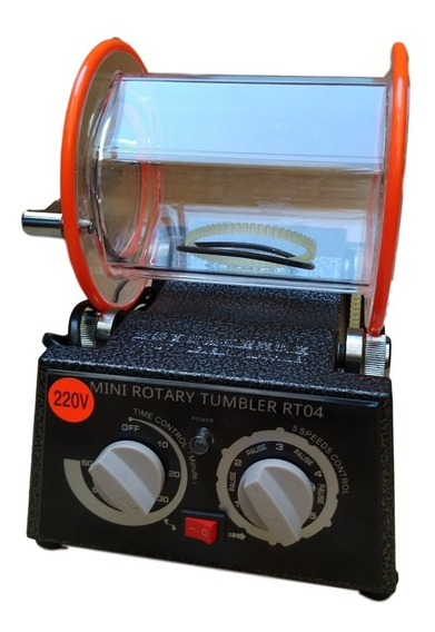 Tamboreador Rola 1 Litro Estojo Capsul Polimento Joia C/nota