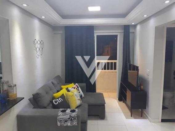 Apartamento À Venda - Vila Hortência - Sorocaba/sp - Ap1663