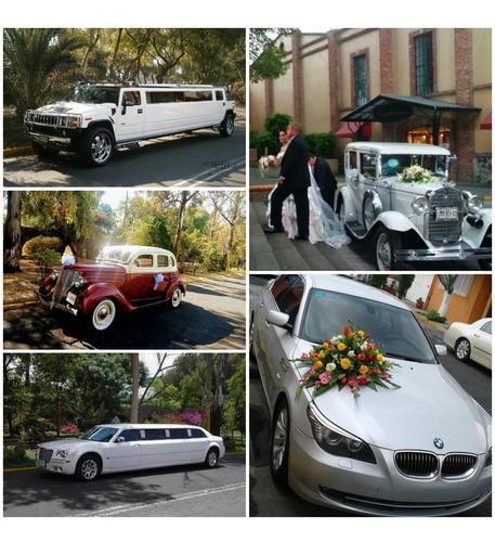 Imagen 1 de 5 de Renta De Autos De Lujo,clásicos Y Limusinas