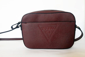 Bolsa Guess- Cor Bordô - Importada Original.