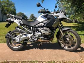 Bmw R1200 Gs 2008 No Ducati Vstrom Africa Titular Directo