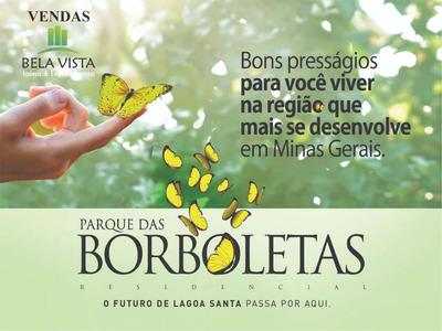 Lote Para Comprar No Lagoinha De Fora Em Lagoa Santa/mg - Blv5217
