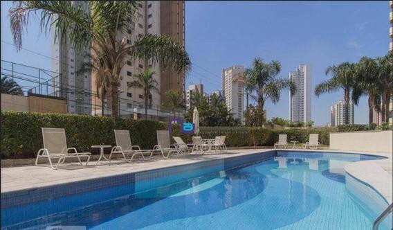 Apartamento Residencial Para Locação, Jardim Anália Franco, São Paulo. - Ap3265