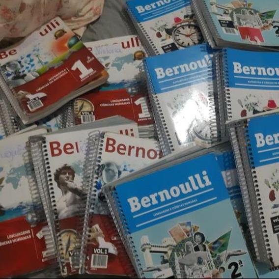 Livros Bernoulli 1 E 2 Ano Ensino Médio