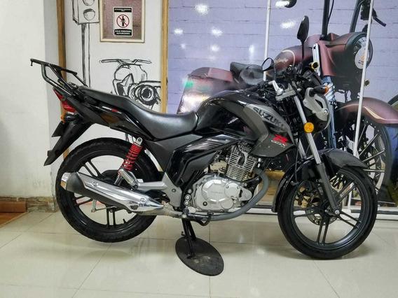 Suzuki Gsx 125 2020