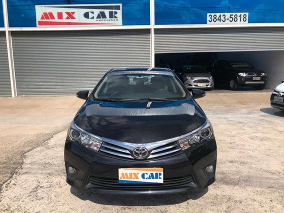 Toyota Corolla Altis 2015 Top De Linha Automático Novíssimo