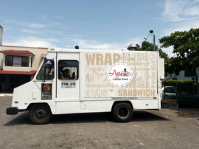 Food Truck Iveco Modelo 1998