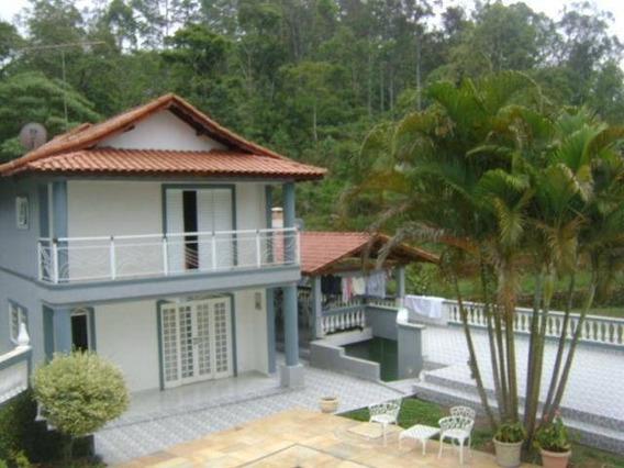Chácara Residencial À Venda, Chácara Santa Mônica, Vargem Grande Paulista. - Ch0003