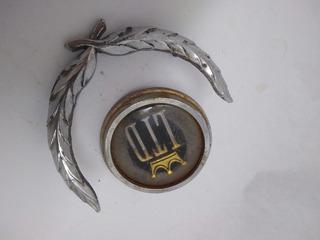 Insignia Emblema Ornamento Laureles Ford Fairlane Ltd