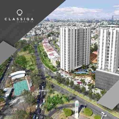Departamentos Venta Classiqa Chapalita Desde $2,862,000 Clacha E1
