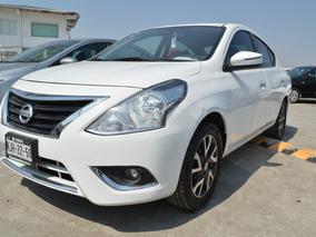 Nissan Versa 1.6 Exclusive L4 At