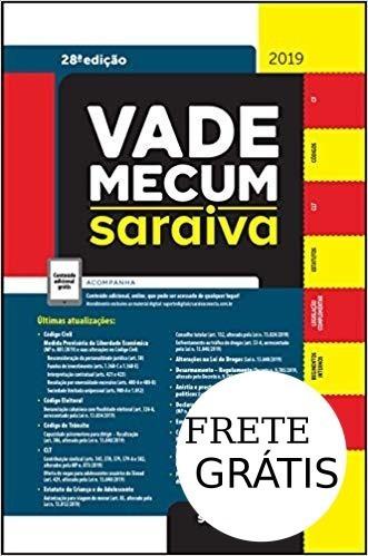 Saraiva 2019.2 + Capa Protetora - Promoção