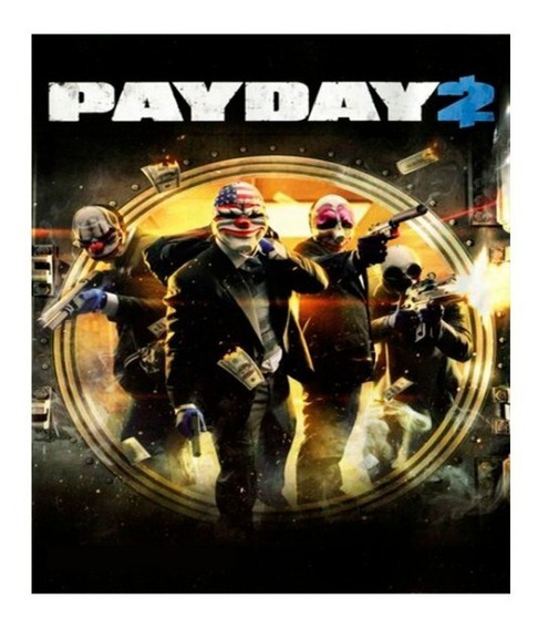 Payday 2 Steam Key Pc