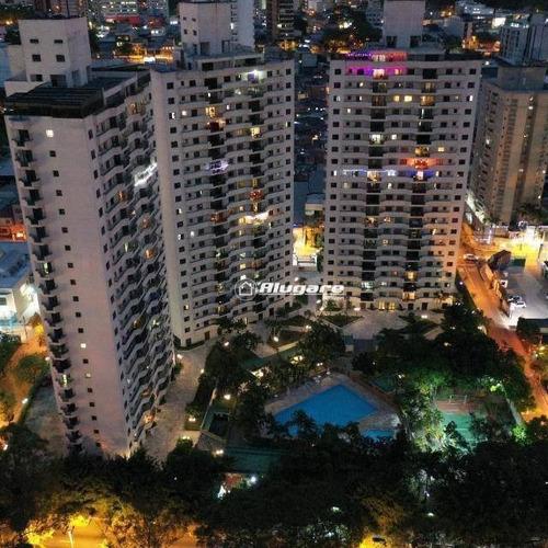 Imagem 1 de 30 de Cobertura Com 4 Dormitórios À Venda, 473 M² Por R$ 3.000.000,00 - Jardim Maia - Guarulhos/sp - Co0025