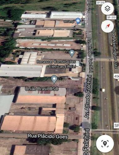 Área, 7000 M² - Venda Por R$ 5.950.000 Ou Aluguel Por R$ 59.950/mês - Vila Toninho - São José Do Rio Preto/sp - Ar0038