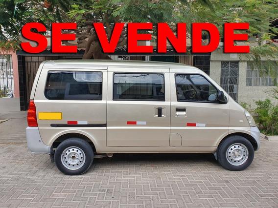 Chevrolet N300, 8 Pasajeros, Año 2013, Motor 1.2