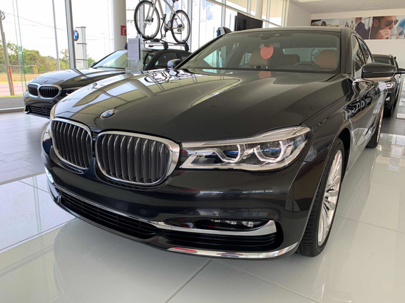 Bmw Serie 7 2019 4.4 750lia Excellence At