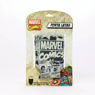 Porta Latas Quadrinhos Hq Marvel
