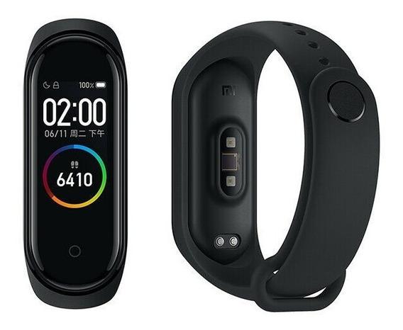 2019 Original Versão Global Smartwatch Xiaomi Banda 4 Mi Ba