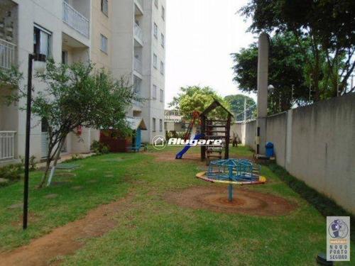 Apartamento Com 1 Dormitório À Venda, 48 M² Por R$ 280.000,00 - Parque Novo Mundo - São Paulo/sp - Ap3029