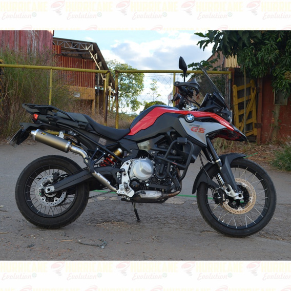Ponteira Esportiva Gp Competition Bmw F750gs F800gs Cod.1231