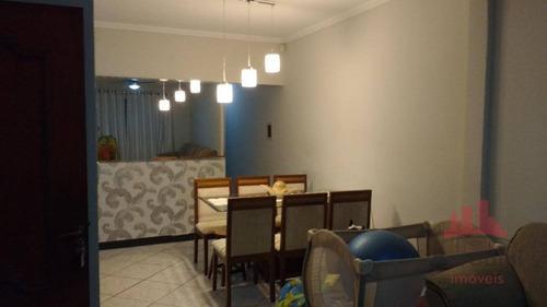 Imagem 1 de 25 de Casa Com 2 Dormitórios À Venda, 130 M² Por R$ 350.000,00 - Parque Residencial Jaguari - Americana/sp - Ca2632