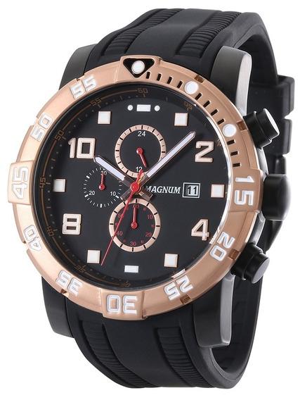 Relógio Magnum Oversized Masculino Ma34174d
