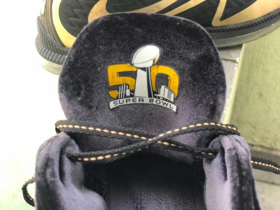 Tenis Nike Super Bowl 50