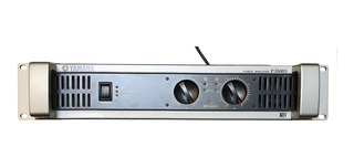Potencia Amplificador Yamaha P3500s Usada Power Amp P Rack