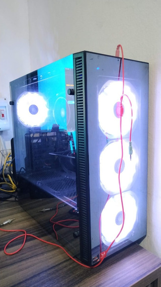 Pc Gamer Computador Potente Amd 16 Gb 240gbssd