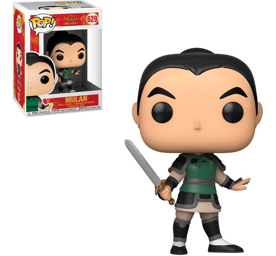 Funko Pop Disney Mulan Movie - Mulan (ping) #629