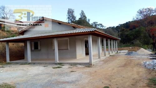 Chácara Em Fazenda Velha  -  Pinhalzinho - 1368