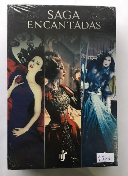 Livro Trilogia Saga Encantada