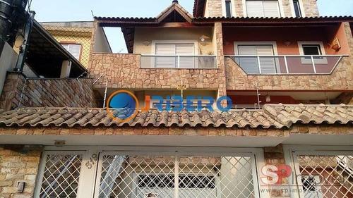Imagem 1 de 20 de Casa Sobrado Para Venda 3 Suites 6 Vagas Em Vila Maria Alta São Paulo-sp - 139316g
