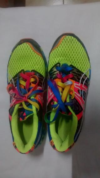 Zapatos Deportivos Asics, Talla 39