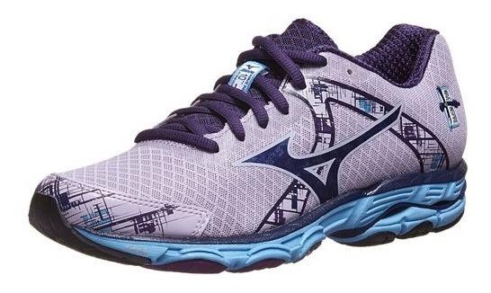 Zapato Mizuno Wave Inspire 10 Dama Talla 7,5, Eu 38, 24centi